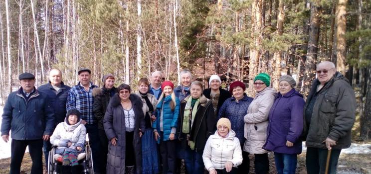 «Экологический тур» в Емельяново