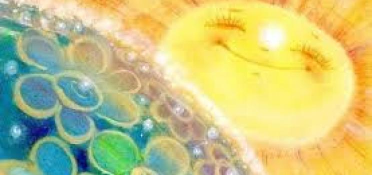 «Когда в душе солнце»