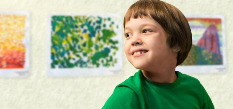 8-летний мальчик с ДЦП открыл интернет-магазин