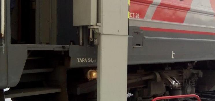 Проведена паспортизация доступности железнодорожных вагонов