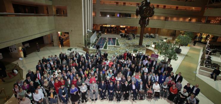 Прошел очередной VI съезд Всероссийского общества инвалидов