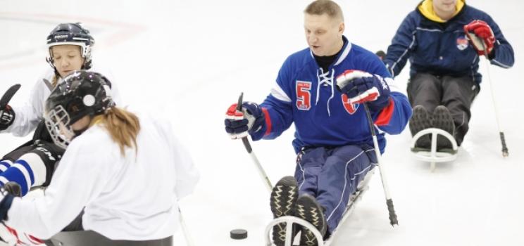 В Красноярске появился новый паралимпийский вид спорта