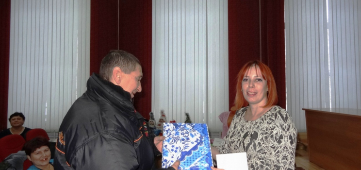 Выставка ДПИ в с. Ирбейское