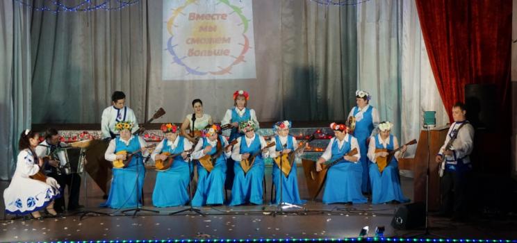 «Вместе мы сможем больше»: Дзержинск