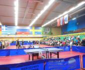 В Петербурге определили лучших спортсменов по настольному теннису среди лиц с ПОДА