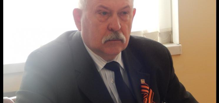 Памяти председателя Емельяновской местной организации ВОИ Владимира Николаевича Михайлова