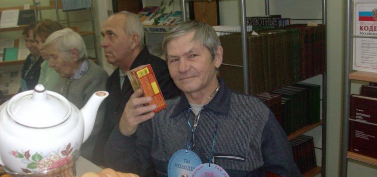Биатлон, шахматы, блины (с. Туруханск)