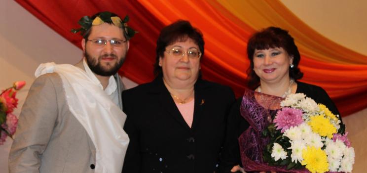 25-летие со дня образования МО ВОИ г. Дивногорска