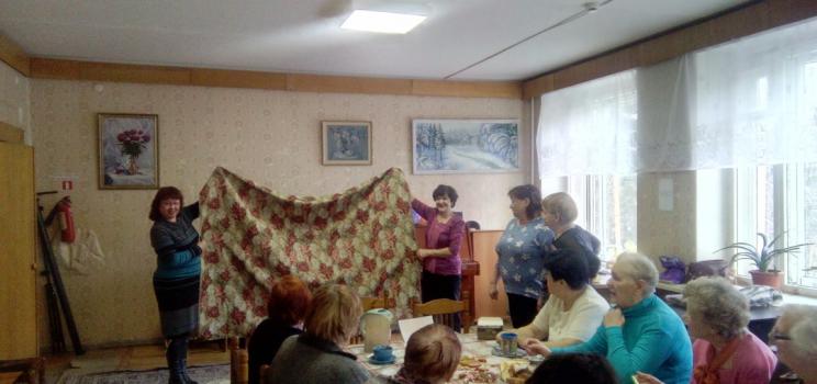 Декада инвалидов в Дивногорске