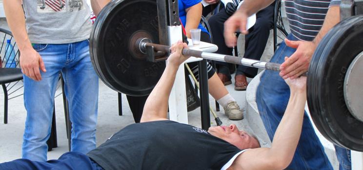 Спортивный фестиваль инвалидов «Сочи-2012»