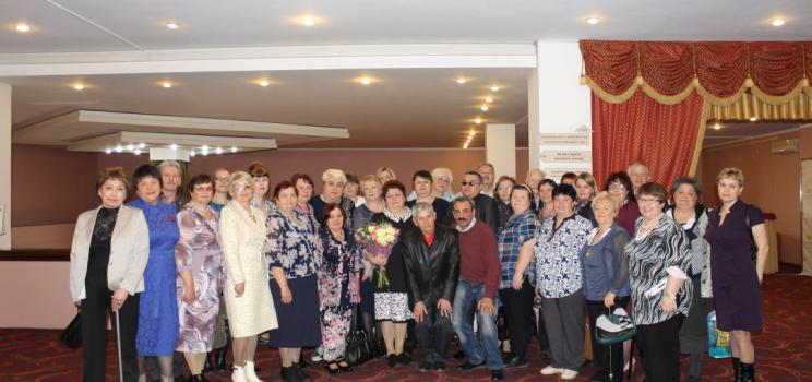 28 апреля 2016 года состоялась очередная VI отчетно-выборная конференция Красноярской региональной организации ВОИ