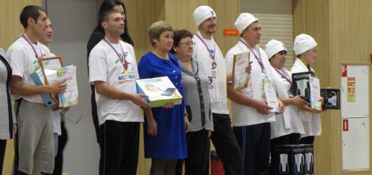 Краевой Фестиваль адаптивного спорта