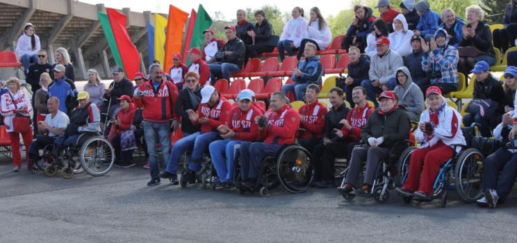 Праздник спорта в Красноярске