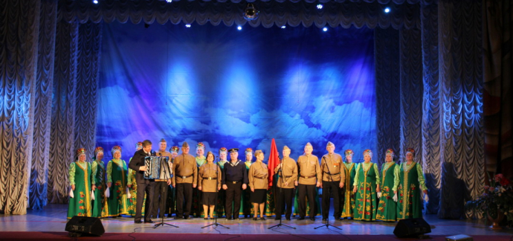 «Битва хоров» в Красноярске
