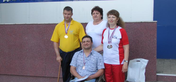 Спортивные игры в городе Омске