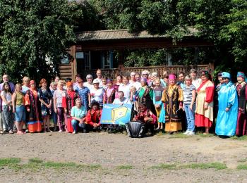 Назаровская МО на озере Тус