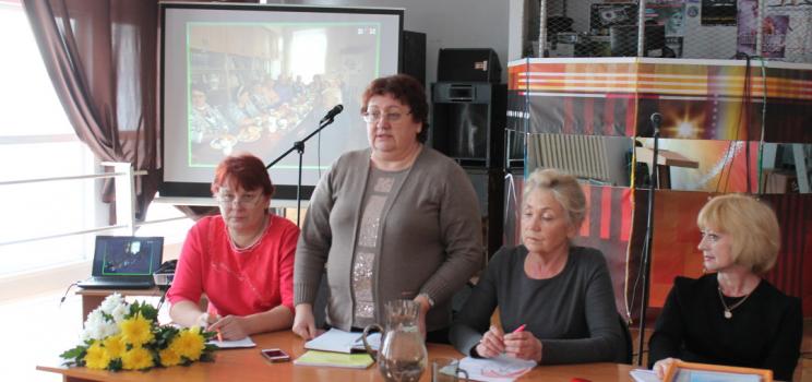 Состоялась отчетно-выборная конференция Дзержинской МО ВОИ
