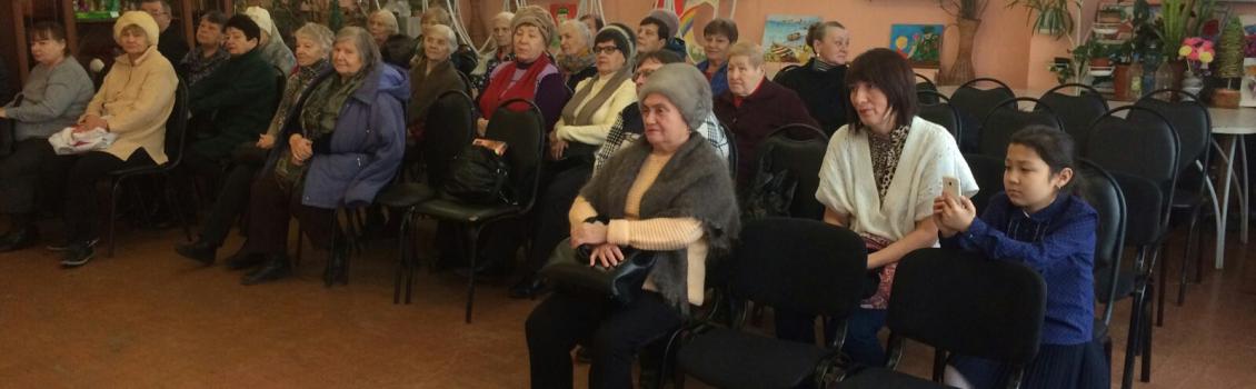 День матери в клубе «Контакт»