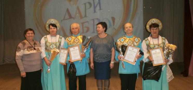Декада инвалидов в Курагинской местной организации ВОИ