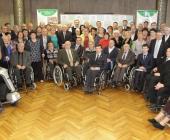 20 ноября в Москве прошли V Пленум Центрального правления ВОИ V созыва и внеочередной съезд Всероссийского общества инвалидов