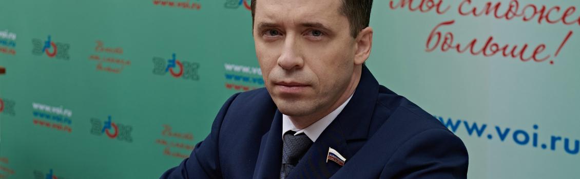 Михаил Терентьев принял участие во встрече Президента России Владимира Путина