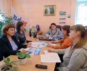 Встреча за круглым столом у председателя Красноярской РО ВОИ