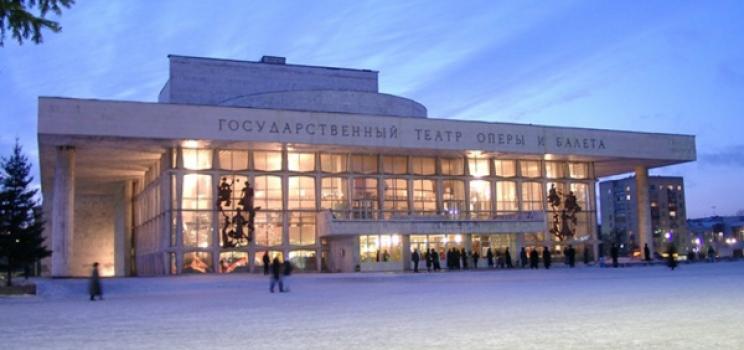 Красноярский театр оперы и балета стал доступнее для маломобильных граждан