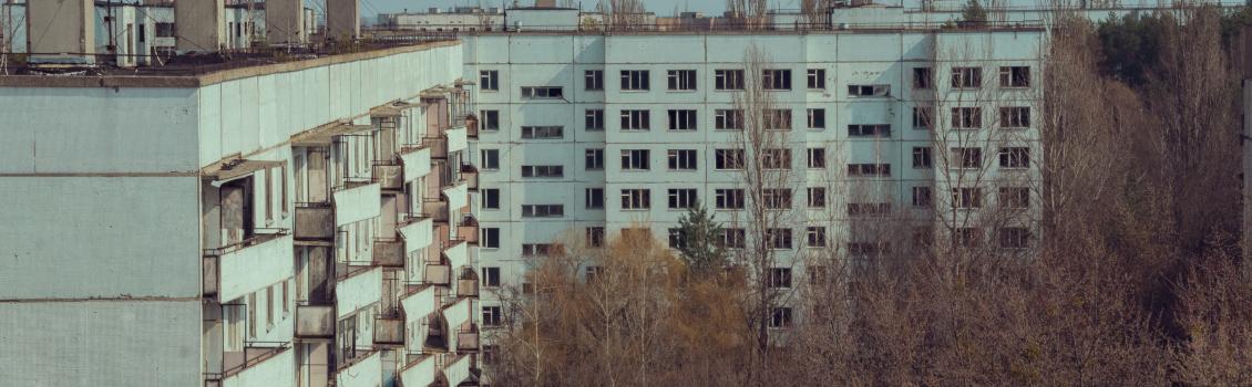«Сквозь пепел Чернобыля — 35 лет спустя»