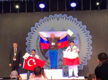 Галина Ковязина – чемпионка мира!