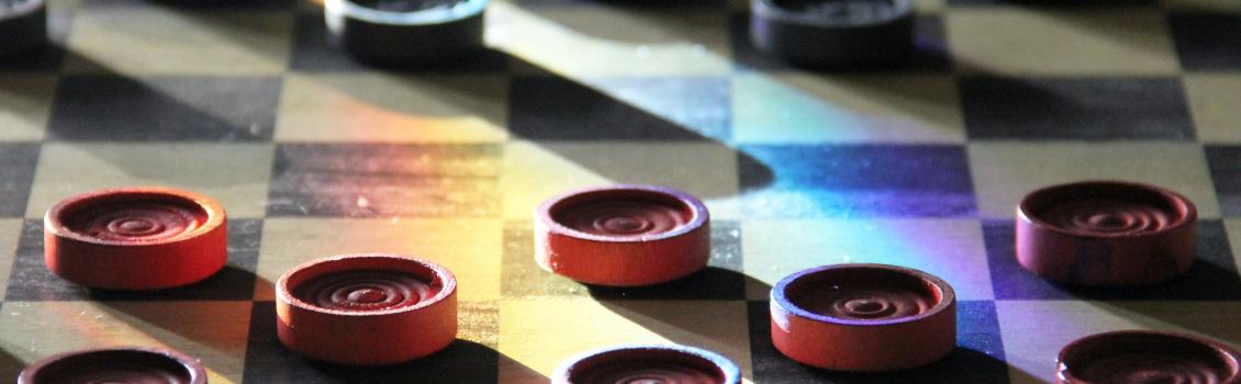 Приглашаем играть в шашки!
