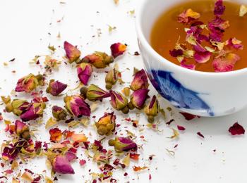 День чая в «Контакте»