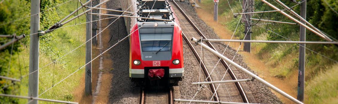 «Поезд здоровья» на станциях западного направления